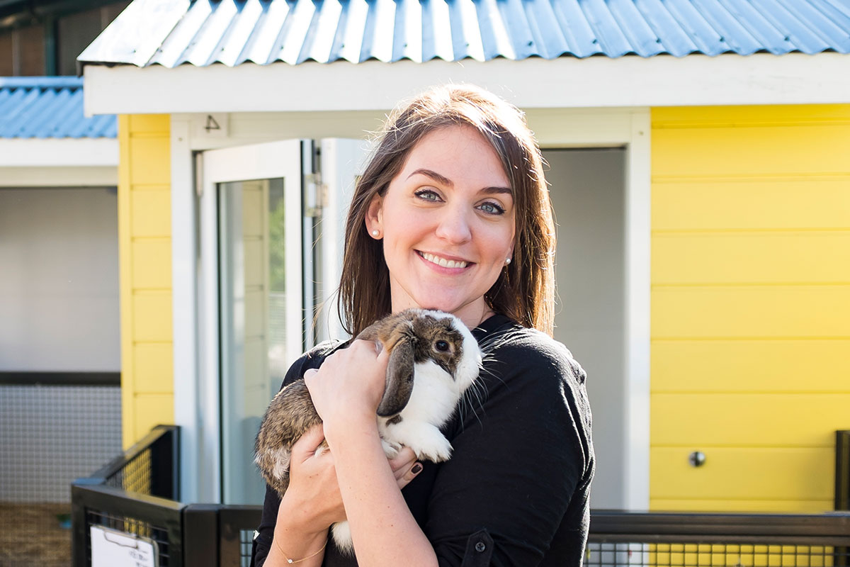 Corporate Visits Rspca Nsw