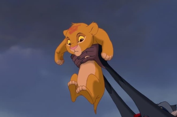 7 Disney cartoons you should put on right now - RSPCA NSW - Lion King