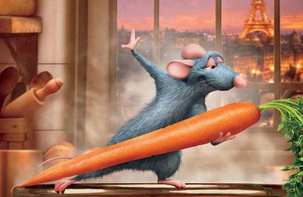 7 Disney cartoons you should put on right now - RSPCA NSW - Ratatouille