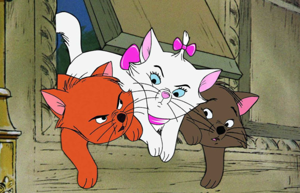 7 Disney cartoons you should put on right now - RSPCA NSW - Aristocats