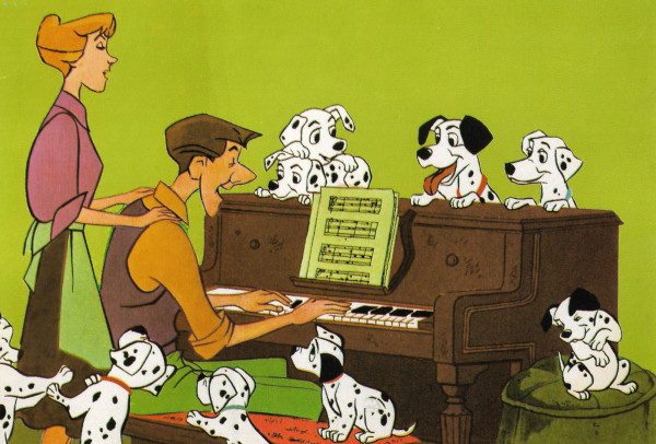 7 Disney cartoons you should put on right now - RSPCA NSW - 101 Dalmatians